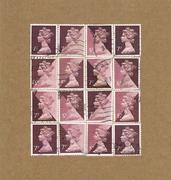 Postal Patchwork - diamond