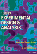 STAT408 Experimental Design Analysis