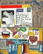 Erni Bar's Mail Art Has landed...