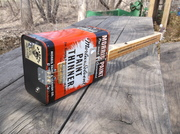 Morris Paint Thinner Can Guitar