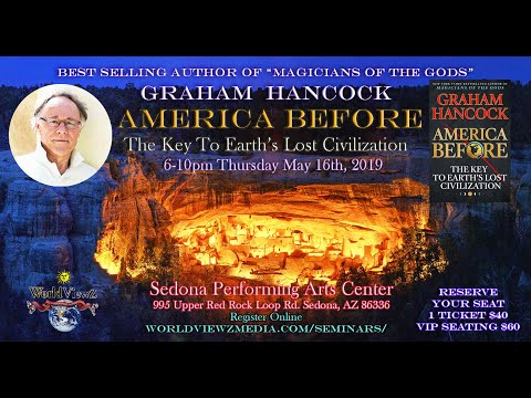Bertram Tsavadawa on Graham Hancock's new book America Before: The Key To Earth's Lost Civilization