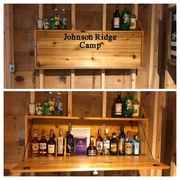 Liquor Cabinet for cabin