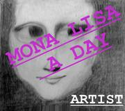 mona lisa project poster 2