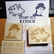 New rubber stamps
