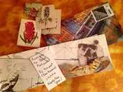 Mail from Toni Hanner