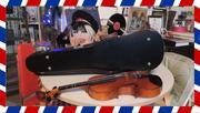 Violin sticker call . . .