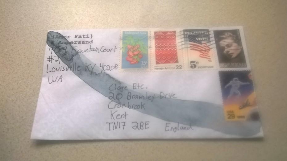 Amor Fati mail 1st
