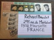 Outgoing Richard Baudet