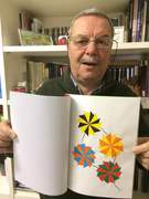 mail art chek point enviado a Tiziana Barachi