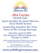 2019 Instituto del Progreso Latino Spirit and Leadership Awards Gala