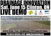 Drainage Innovation Field Day