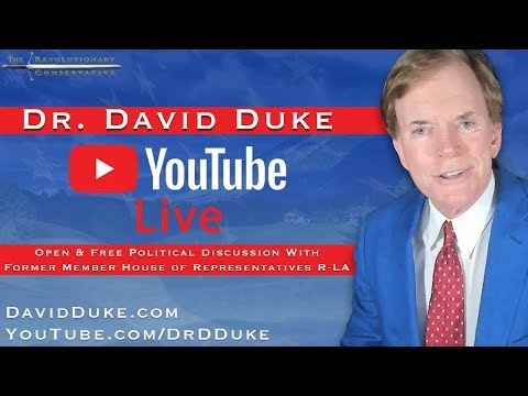 Dr Duke LIVE: Shall Not Censor w/Attorney Josh Smith