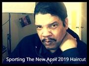 Sporting April 2019 Haircut