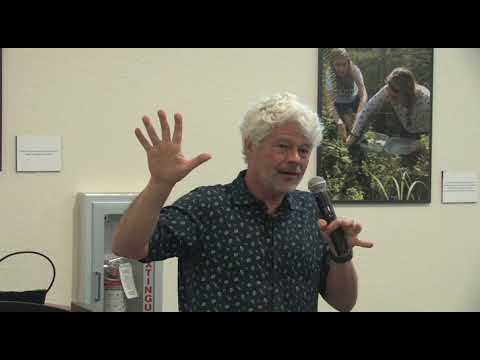 Keith Delaplane talks about Bee Mutiny with PBC Beekeepers Association