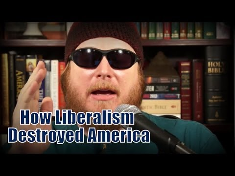 How Liberalism Destroyed the American Republic
