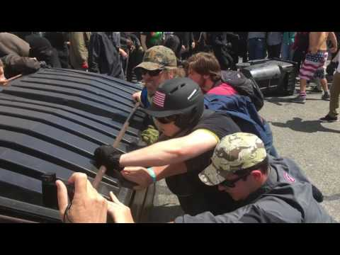 Embarrassing Police Stand Down At Berkeley
