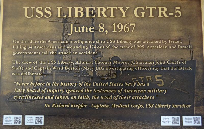 USS-Liberty  June 8th.1967