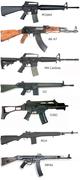 Guns and Tactics