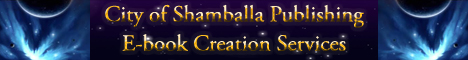 Publish and Distribute your E-book through City of Shamballa Publishing Services