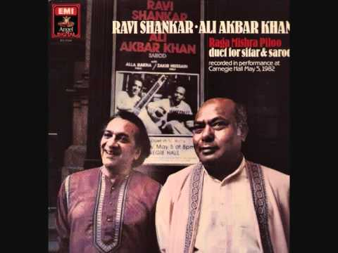 Ravi Shankar & Ali Akbar Khan  Live at the Carnegie Hall 1982
