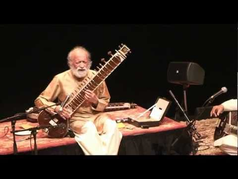 Ravi Shankar: Concert in London, Barbican 2011