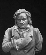 Beethoven by Adolf Fremd