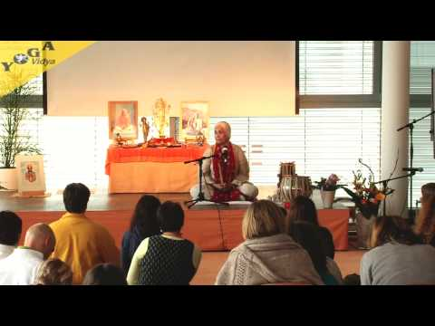 Ayuryoga - Vortrag/Lecture with Leela Mata - English/Joy