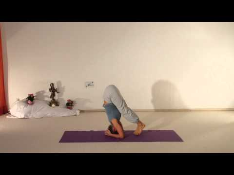 Advanced Headstand with variations