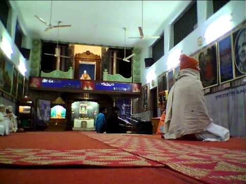 Mantra Recitation with Swami Radhakrishnananda in Sivananda Ashram Rishikesh