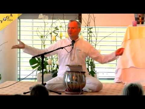 Business Yoga Kongress 2014: Schlussworte Sukadev