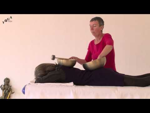 Yoga Therapy Sound Massage
