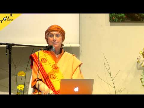 Yoga Kongress 2013: Vortrag Bihar School of Yoga mit Swami Sivamurti Saraswati