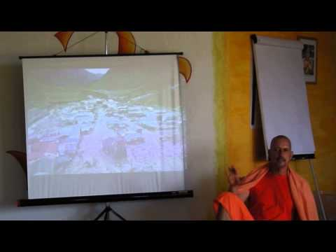 Guided Meditation on a Pillar of Light with Swami Bodhichitananda