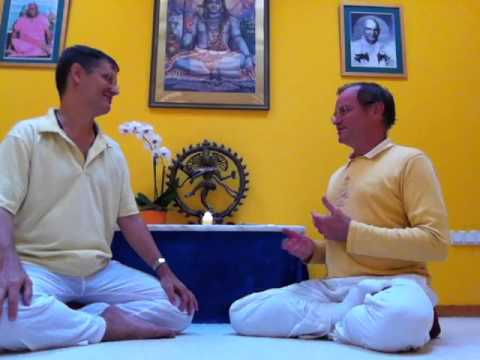 Yoga Vidya Germany – Interview with Sukadev Bretz