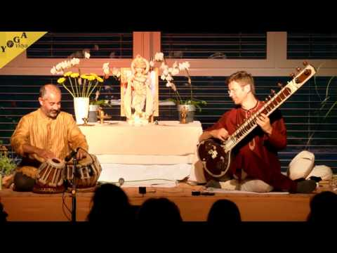 "Yogendra und Ravi spielen ""magic indian ragas"" - Yoga Vidya Ayurveda Kongress 2014"