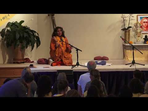 Prana - Life Energy and other Stories - Talk by Dr. Nalini