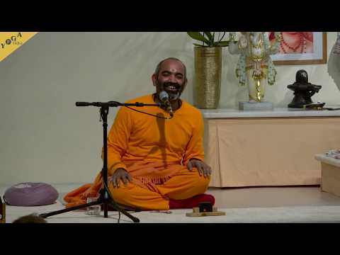 Lecture: Importance of human birth - Journey of selfdiscovery by Swami Tattvarupananda