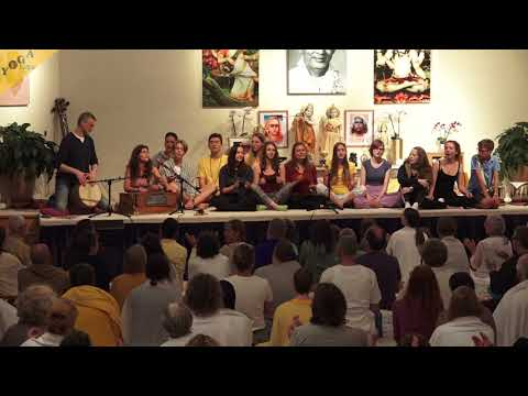 Mantra - Step by step -  Kavita and  Group