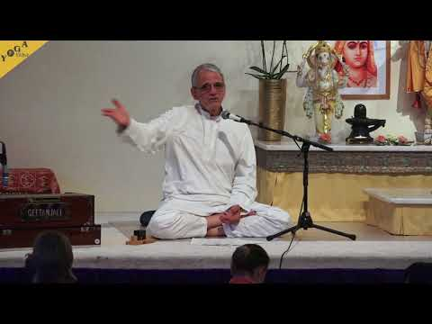 At the times of Swami Vishnu Devananda in Montreal - Lecture by Chandra Cohen
