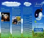 Serenity Sleep Lab Brochure-Pg 1