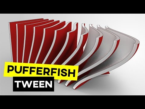 Pufferfish Grasshopper Tutorial (Tween Surfaces)