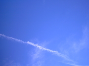 another chemtrail over illawarra