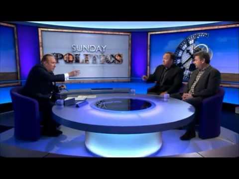 Alex Jones Full Interview - BBC One Sunday Politics