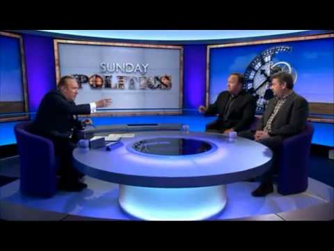 Alex Jones Full Interview - BBC One Sunday Politics