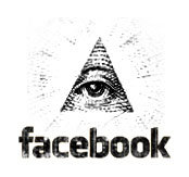 Facebook the all seeing eye