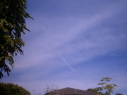 chemtrail leave us alone :-/