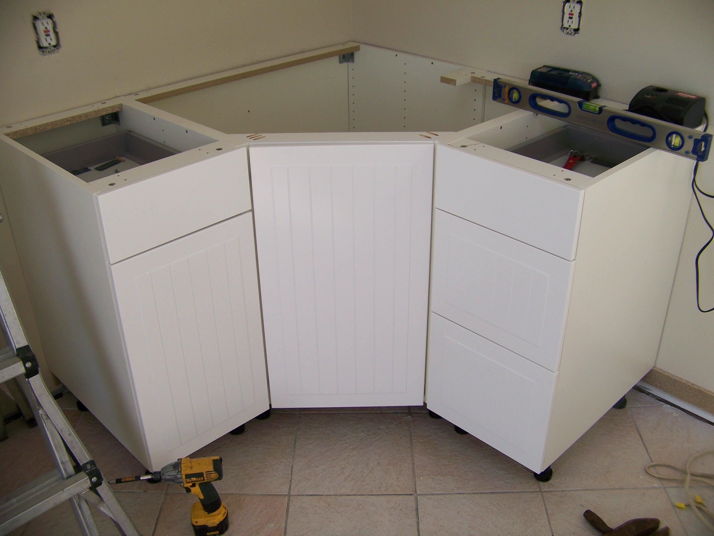Kitchen Cabinet Modifications Kreg