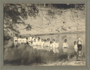 A Baptism at Old Cora