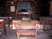 The classrooms of the past..