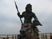 The god of the Sea
